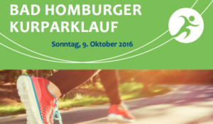 Bad Homburger Kurparklauf 2016